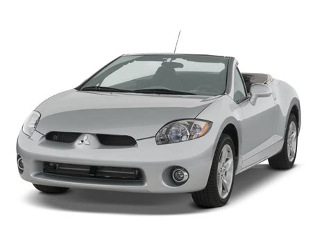 eclipse mitsubishi 2008 2008 mitsubishi eclipse spyder reviews and rating motor