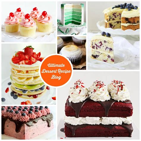 ultimate baking and cake decorating bloggers