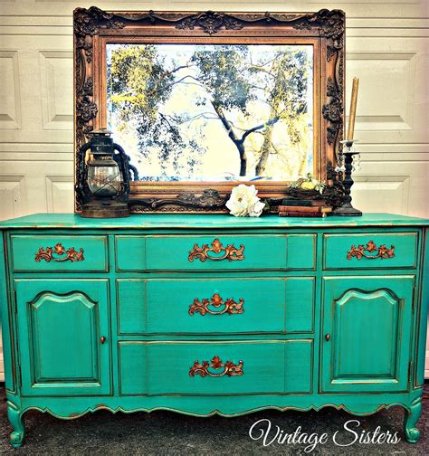 buffet  patina green tawny pearl general finishes