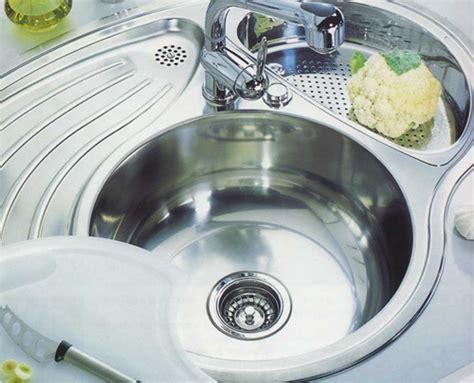 small round kitchen sinks franke round corner sink chilli b