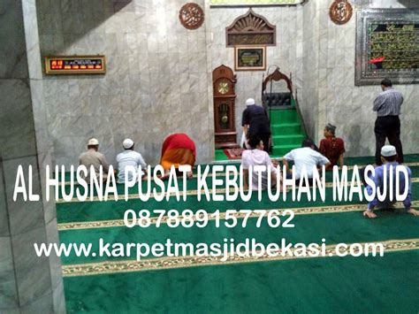 Karpet Murah Di Tanah Abang jual karpet masjid tanah abang murah terpercaya al husna
