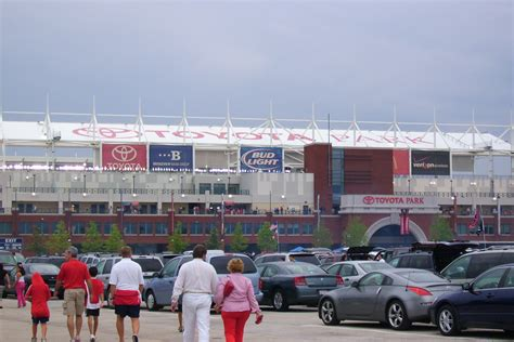 Chicago Toyota Mls Usa Division Stadiums Soccer