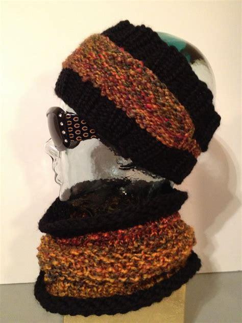 loom knit ear warmer pin by breaux on my yarn