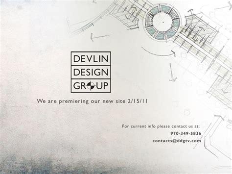 devlin design group our work devlin design group devlin design readying new site newscaststudio