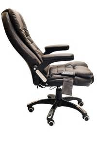 Most Comfortable Desk Chair Uk Luxury Leather Reclining Office Chair With 6 Point