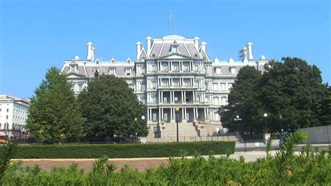 white house office definition eisenhower executive office building next to the white house in washington dc youtube