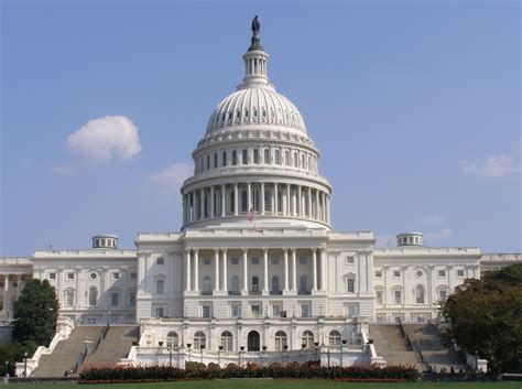 Capitol Building Washington Dc | rambling traveler friday photo post the united states