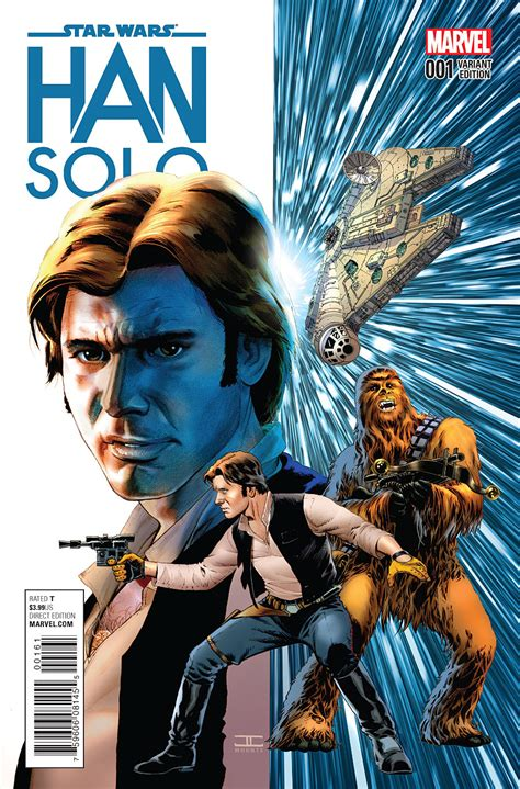 Cover Han preview of han 1 comic revealed the wars