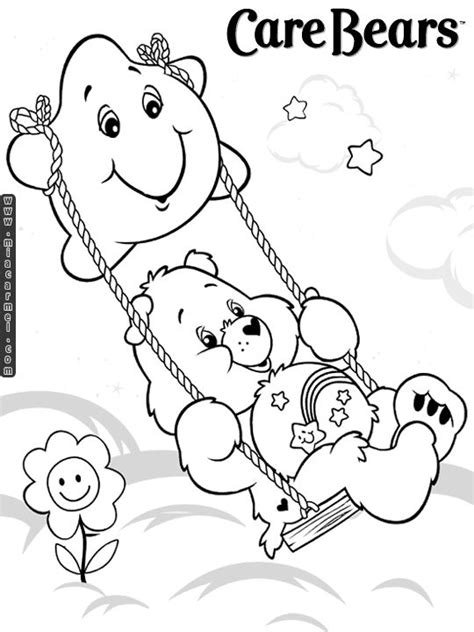wish bear coloring pages 124 best images about colouring pagges on pinterest