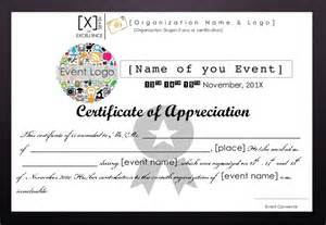 Editable Certificate Of Appreciation Template by Certificate Of Appreciation Editable Format