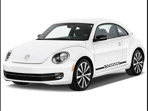 Jual Sticker Auto 2000 by 2016 Vw Beetle Coupe