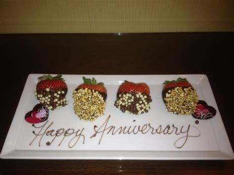 wedding anniversary hotels uk compliment from the hotel we found in the room on our wedding anniversary foto di four seasons