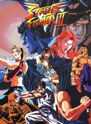 2 Anime Tv by Fighter Ii V Anime Tv Tropes