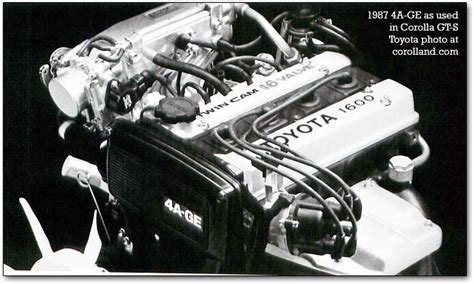 Toyota Motors Toyota Engines