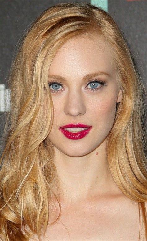 deborah woll hair color best 25 strawberry blond hair ideas on