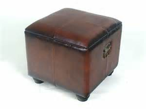 Faux Leather Storage Ottoman Faux Leather Ottoman Images