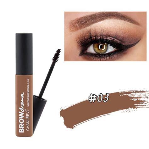 Color My Brows 56599 Eye Brow makeup lasting eyebrow tinted gel eye brow mascara dye pencil 3color ebay