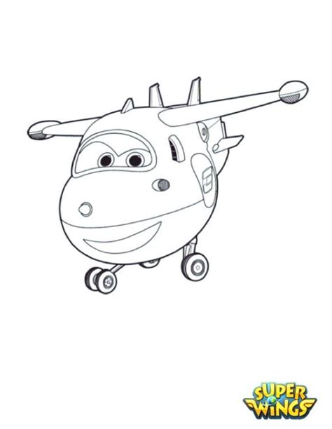 super jet coloring pages super wings coloring pages getcoloringpages com
