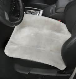 Sheepskin Car Seat Covers California Genuine Sheepskin Seat Cushion California Car Cover Company