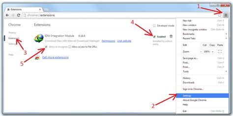 chrome internet download manager internet download manager extension of different browzers