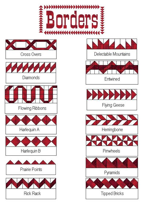 quilt border templates 413 best images about pleasing pieced quilt borders on