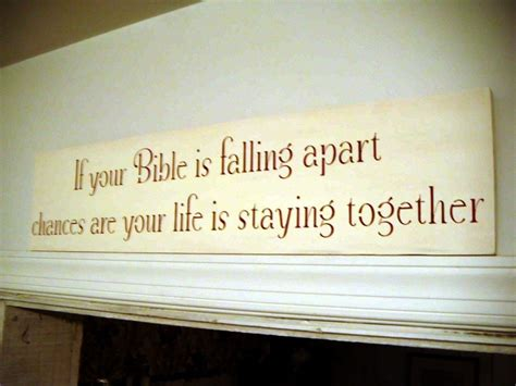wall sign christian home decor primitive sign quot if your