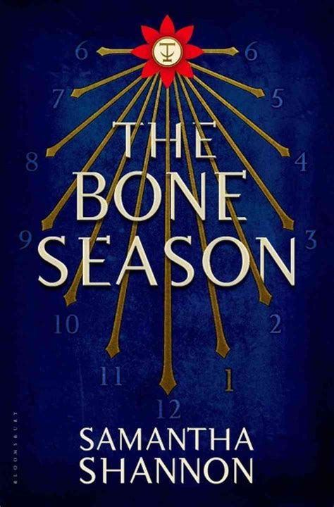 The Bone Season book review ciabattari on the bone season by