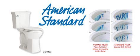 american standard vormax cruikshank plumbing