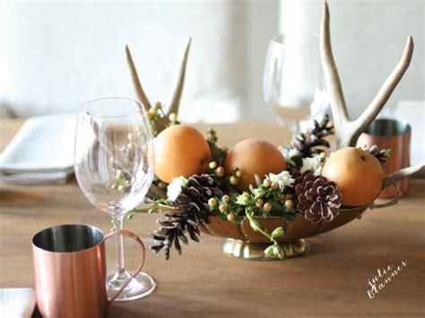 remodelaholic  stylish thanksgiving table setting ideas