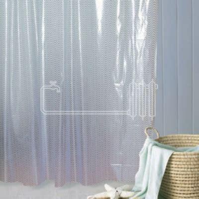 tenda doccia trasparente tenda doccia in pvc onde trasparente 180x200 freddocaldo
