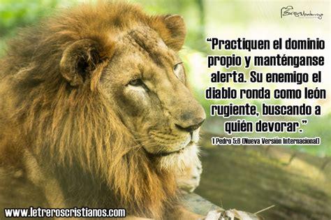 imagenes con leones cristianas 1 pedro 5 8 nueva versi 243 n internacional 171 letreros