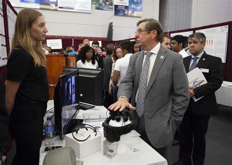 brain controlled wheelchair radiation detector   showcase winners florida tech