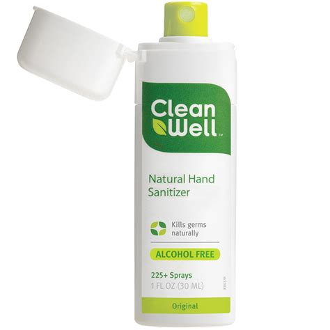 That Moment Original 30 Ml clean well sanitizer free original 1 fl oz 30 ml iherb