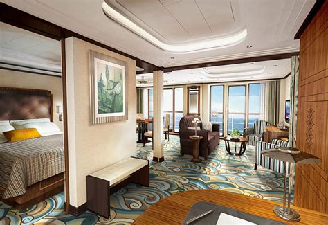 cruise ships with 2 bedroom suites is a disney cruise concierge level worth its price luxe