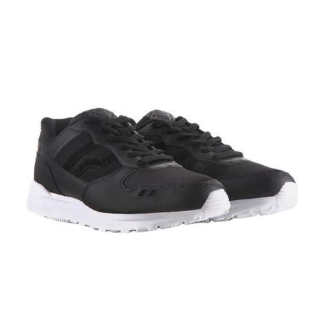 Sepatu Piero Terraflex Black White jual piero p20064 sepatu running jogger black white harga kualitas terjamin