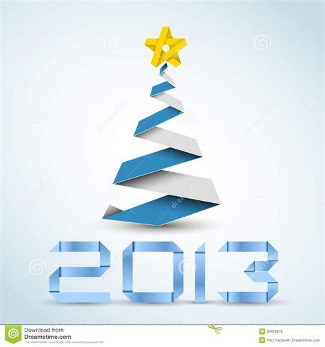 vector del arbol de navidad fotografia de archivo libre de regalias 193 rbol de navidad simple del papel del vector imagen de