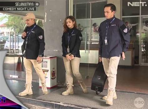 Celana Karyawan Net Tv celana chino seragam crew net tv braga tailor
