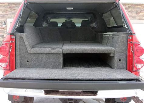 truck bed ideas crowd sourced truck cing setup and organizational ideas ark portable power