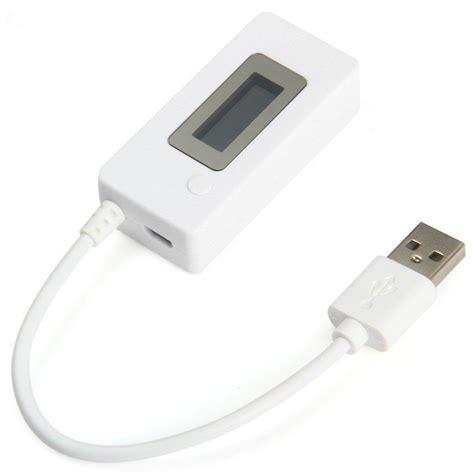 Usb Kabel kabel usb tester voltase ere power bank white jakartanotebook