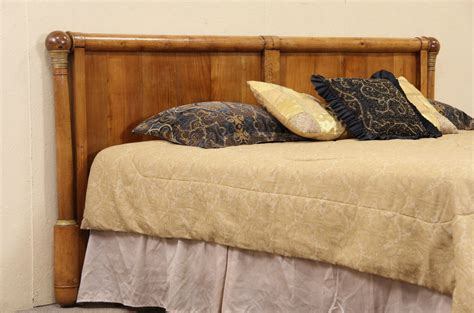 S King Size Beds Sold Biedermeier Austrian Antique 1830 S King Size Bed