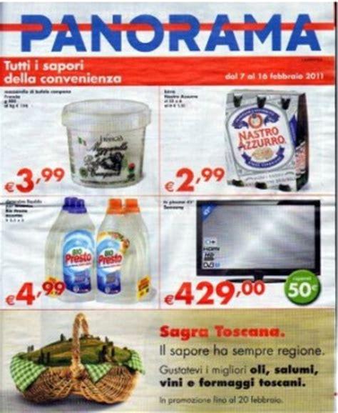 volantino panorama fiori ipermercati panorama roma volantino offerte centro