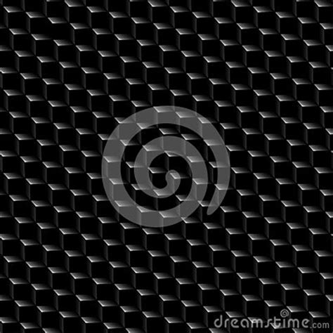 pattern graphite texture black graphite cubed texture seamless pattern stock vector