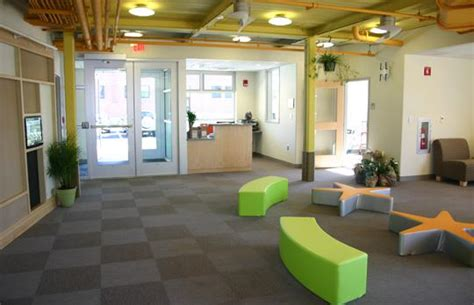 Flooring For Daycare Centers by The David H Koch Childcare Center Technology Childcare