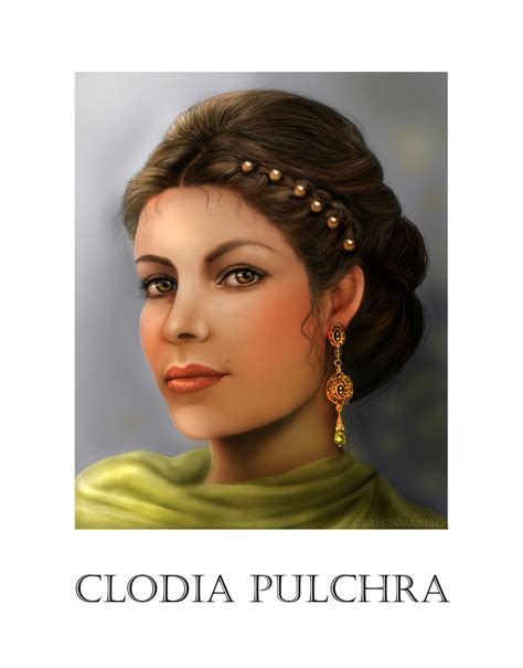 Clodi A by Clodia Pulchra By Crayonmaniac On Deviantart