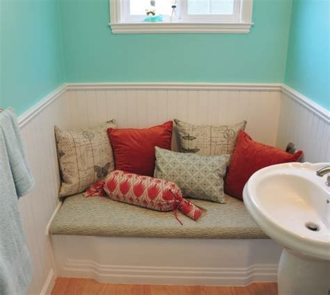 cover old bathtub bathtub bench cover http owningkristina com decorator