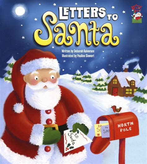how will santa get in books books