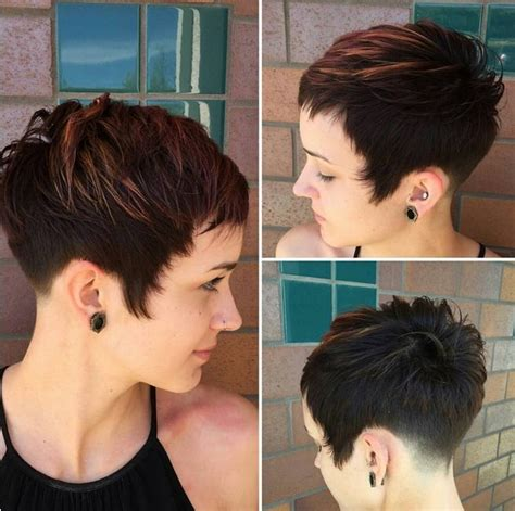 daily hairstyles for fine hair 50 chic everyday short hairstyles for women 2018 pixie
