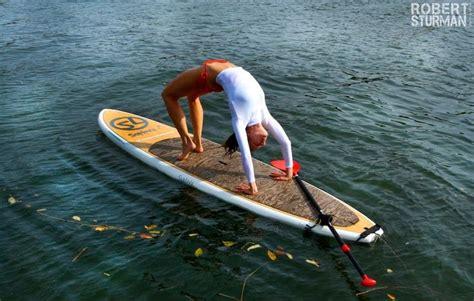 paddle boat yoga 148 best sup yoga images on pinterest