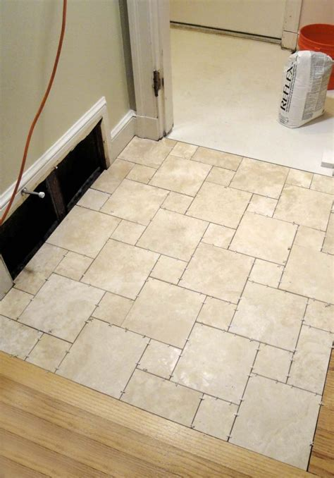 Floor Tiles For Bathroom Best 25 Tile Entryway Ideas On Pinterest Entryway Flooring Flooring Ideas And Wood Tile Pattern