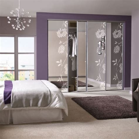 mirror ideas for bedrooms bedroom wardrobe designs for small rooms with mirror photo 12